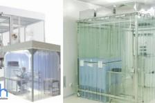 Clean Booth Class 100, 1000 – Phòng Sạch Di Động