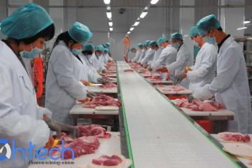 Phòng sạch sản xuất thực phẩm