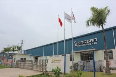 Dự án Dongsan Precision