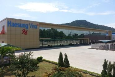 Dự án Haesung Vina