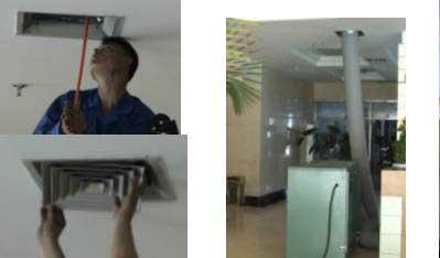 bảo trì điều hòa thông gió