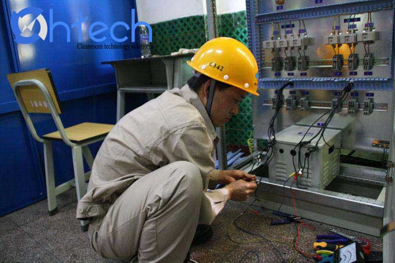 Bảo tri hệ thống điện
