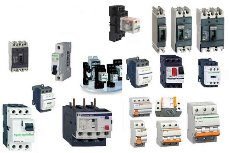 thiết bị bảo vệ điện