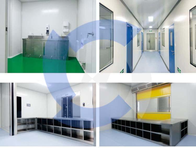 thiết kế phòng sạch GMP