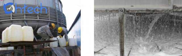 Bảo trì hệ thống chiller giải nhiệt nước